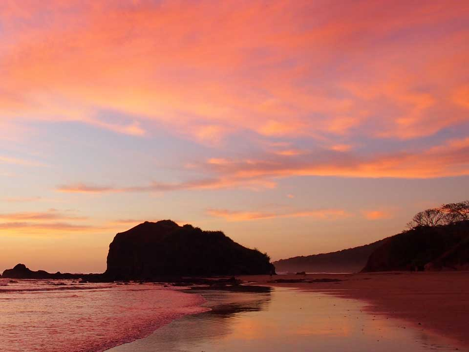 sunset-rock